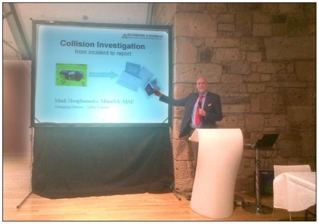Presentation for the Glasgow Bar Association